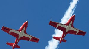 AirVenture 2016 Closed With A Thrilling Demo Not Seen In 33 Years