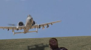 The Lowest A-10 Flyby Ever Recorded Will Make You Duck