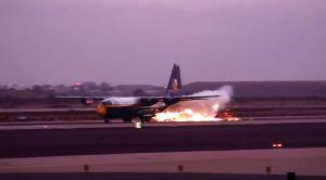 Blue Angels' Fat Albert Doing JATO At Twilight Is Simply The Coolest Thing Ever