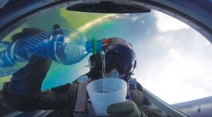 Fighter Pilot Defies Physics And Makes Coolest Video Ever