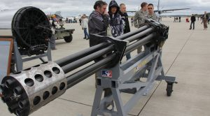 Someone Took Spent  A-10 Shells And Made Something Everyone Wants