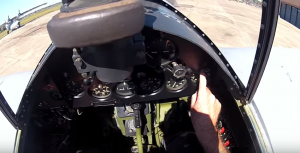 Kermie Cam – Grumman Wildcat Startup Sequence & Commentary