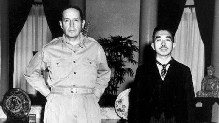 Few Remember Douglas MacArthur's Time As The Emperor Of Japan   World War Wings Videos