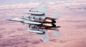 Lone F-15 Faces Off Against Mig-29s – The Tense Gulf War Dogfight