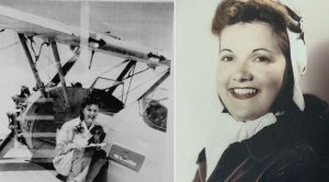 Female WWII Pilot The First To Receive This Extraordinary Honor