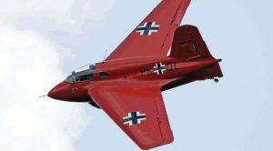 Me 163 Komet – The Secret German Rocket Fighter