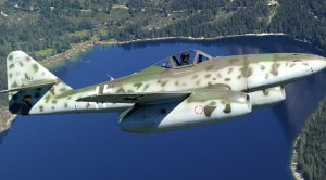 Rare Me 262 Energizes Crowds At Airpower