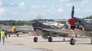 Largest Gathering of P-40s In Years – Hear Em' Roar, See Em' Soar