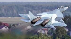 Russia's New Stealth Fighter – Why We Should Be Worried About This Killing Machine