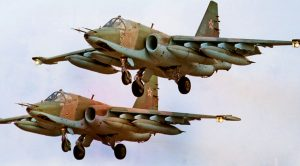 News| Russian Fighters Massacre ISIS Forces In Strafe Attack