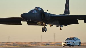 U-2 Dragon Lady Resumes Operations To Remember A Fallen Pilot