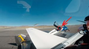Breaking | POV Of Pilot Nearly Decapitating Fellow Racer