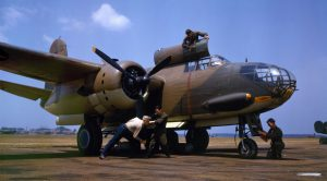 The Elusive A-20 Havoc – Extremely Rare Color Film
