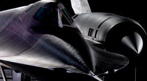 The World's Fastest Jet Blasting Past Mach 3