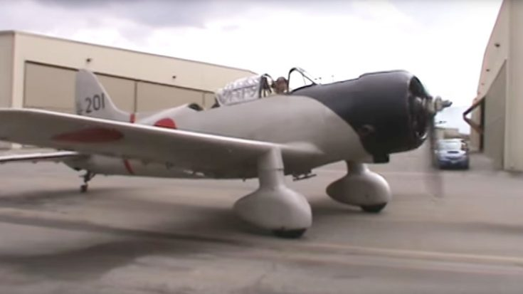 This Isn't A Real Aichi D3A – But It May Have A Better Story Behind It | World War Wings Videos