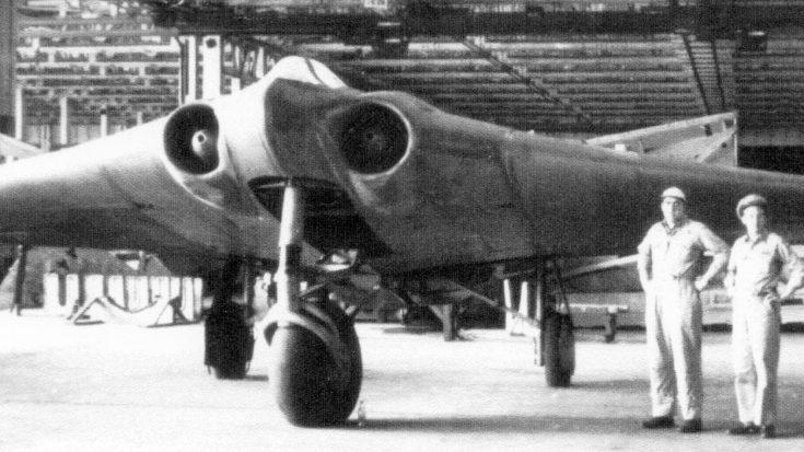 Declassified: Ho 229 – One-Of-A-Kind German Stealth Jet | World War Wings Videos