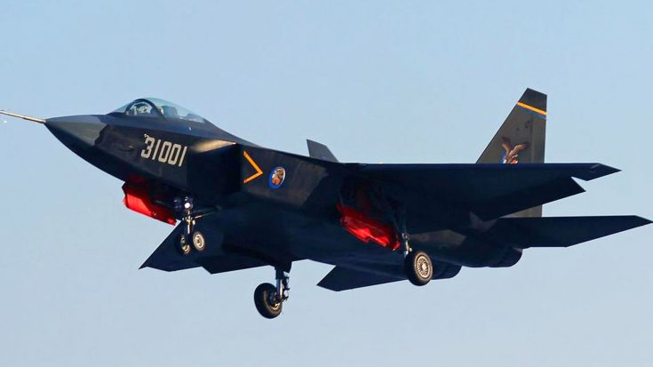 This Nation Is The First To Buy China's J-31 Fighter   World War Wings Videos