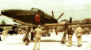 The Only Film Of Japan's B-29 Killing Interceptor