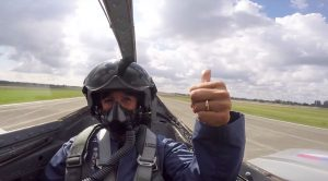School Teacher Soars In A Historic MiG-15
