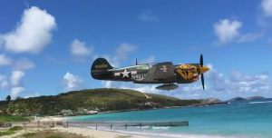 6 WWII Warbird Flybys Including 390 MPH Corsair