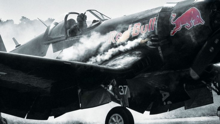 Let's Put Red Bull's Warbird Logo Argument To Rest Once And For All | World War Wings Videos