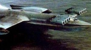 Russia's Top Secret Cold War Jet – Caspian Sea Monster