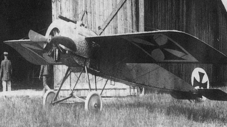 WWI's Fokker Scourge, Birth Of The Fighter Plane | World War Wings Videos