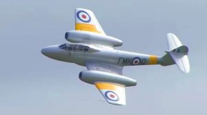 Gloster Meteor The Only Allied Turbojet Of WWII