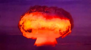 Declassified Film: Hydrogen Bombs Detonated In Space