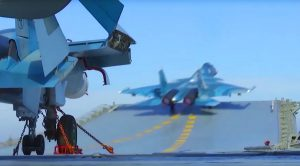 News| Russian War Fleet Launches Bombardment Against Terrorism In Syria
