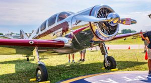 Timeless Treasures: The Vintage Planes Of AirVenture