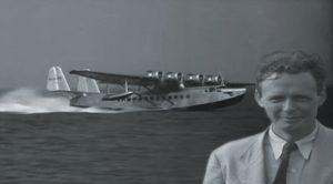 Nail Biting Moment Lindberg Tested A New Seaplane