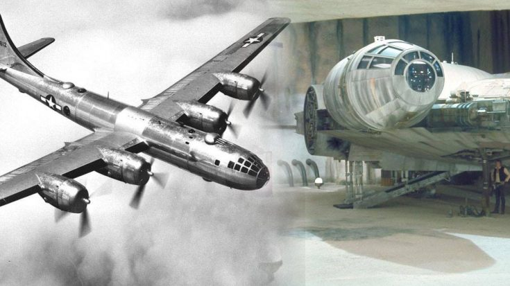 How These Warbirds Shaped The World Of Star Wars | World War Wings Videos