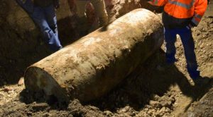 Gigantic Bomb Causes Germany's Biggest Evacuation Since WWII