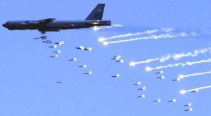 B-52s Deployed In Bombing Strikes Against ISIS Forces