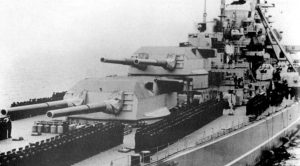Bismarck – The Destructive Firepower Of Germany's Massive Battleship