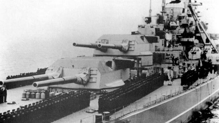 Bismarck – The Destructive Firepower Of Germany's Massive Battleship | World War Wings Videos
