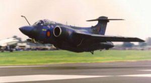 Final Flight Of The Legendary Blackburn Buccaneer