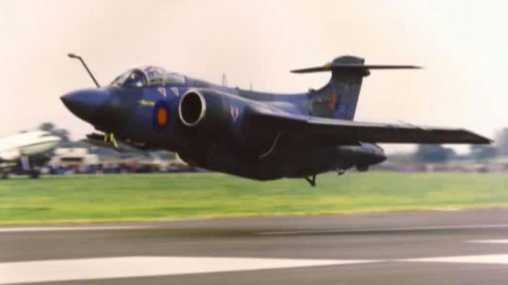 Final Flight Of The Legendary Blackburn Buccaneer | World War Wings Videos