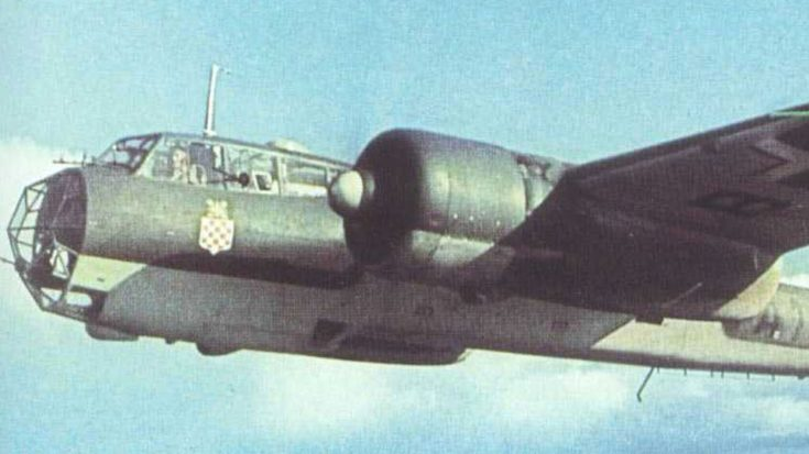 Rare Film Of The Dornier Do 17 Bomber In Combat | World War Wings Videos