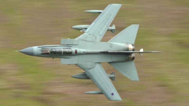 Brilliant Filmmaker Captures Jets Of The Mach Loop | World War Wings Videos