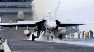 US Navy Replacing Aging F-18 Hornets For A New Deadly Fighter
