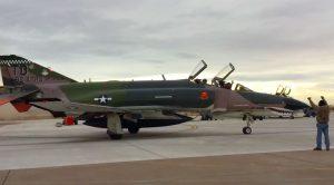 A Tragic Farewell – Final Flight Of The F-4 Phantom