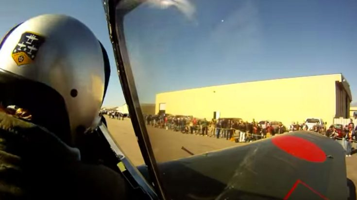 Massive Crowds Gather To See The World's Only Flying A6M Zero | World War Wings Videos