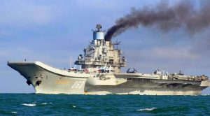 Hell On The High Seas – Russia's Only Aircraft Carrier