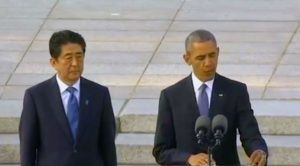 Japanese Prime Minister Shinzo Abe Speaks At USS Arizona Memorial [Live]