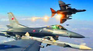 News   Turkey Scrambles 12 F-16 Fighters As Tensions Rise Against Russia