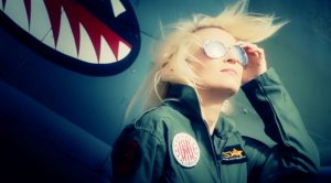 Beautiful Girl With A Beautiful Warbird The Best Of Both Worlds