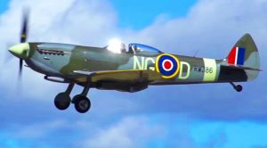 Astounding Warbird Flybys Captured In High-Definition