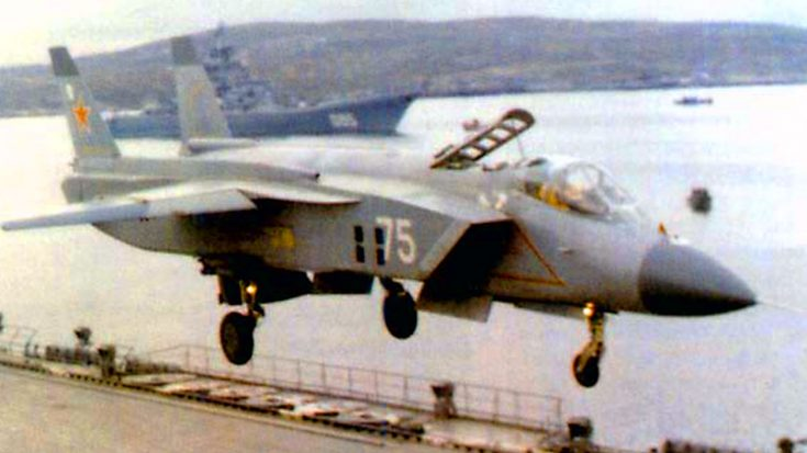 Yak-141 – The World's First Supersonic Vertical Take-Off Fighter | World War Wings Videos
